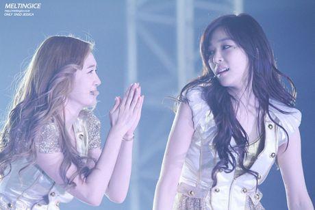 Moi khi Jessica tro lai la SNSD se co them mot thanh vien duoc solo? - Anh 4