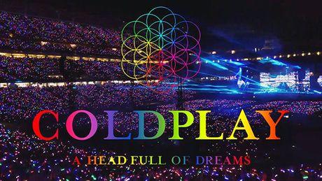 Fan chau A soi suc 'san' ve tung gio truoc tour dien cua nhom Coldplay - Anh 1