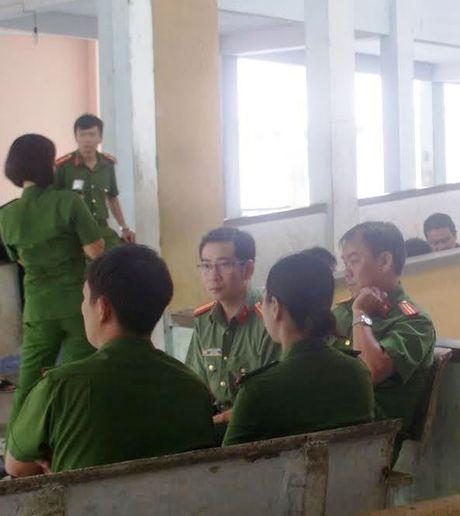 Truy na nghi pham ban trong thuong canh sat hinh su - Anh 1