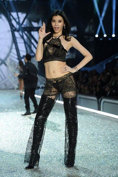 Dan 'thien than' long lay thieu dot san dien Victoria's Secret Show - Anh 4