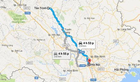 Qua khu loang mau cua nghi pham giet 4 nguoi o Ha Giang - Anh 2