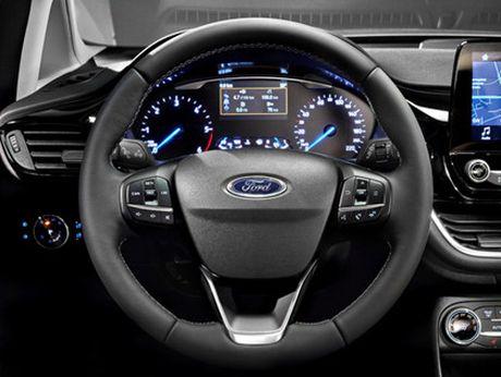 Ford Fiesta 2017 co gi moi? - Anh 3