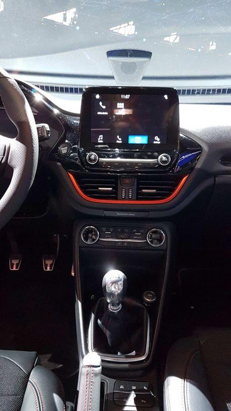 Ford Fiesta 2017 co gi moi? - Anh 5