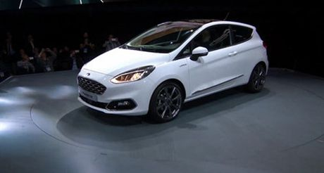 Ford Fiesta 2017 co gi moi? - Anh 6