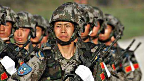 Trung Quoc phu nhan mo rong hoat dong quan su o nuoc ngoai - Anh 1