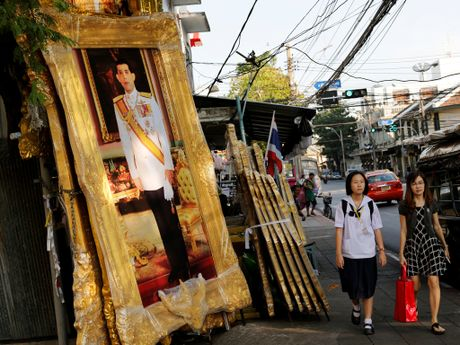 Thai tu Thai Lan ve nuoc, chuan bi len ngoi vua - Anh 2