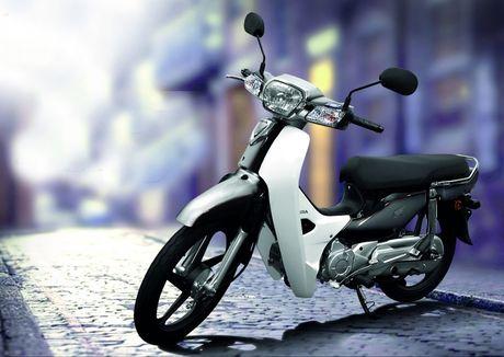 Honda EX5 Dream Fi 2017 gia gan 1.100 USD o Malaysia - Anh 1