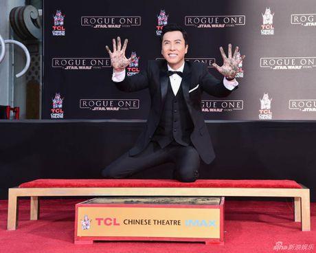 Chan Tu Dan in dau tay o Hollywood - Anh 2