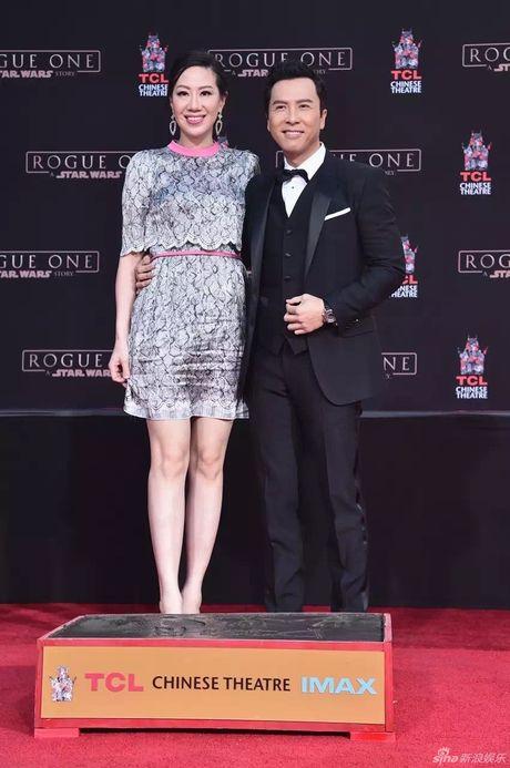 Chan Tu Dan in dau tay o Hollywood - Anh 5