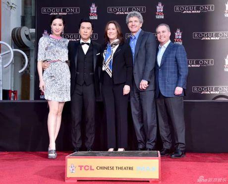 Chan Tu Dan in dau tay o Hollywood - Anh 6