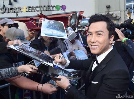 Chan Tu Dan in dau tay o Hollywood - Anh 8