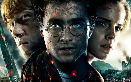 Lieu J.K.Rowling co tao nen 'vu tru phap thuat' nhu Marvel? - Anh 1