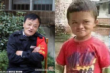 Chang trai sang Han Quoc phau thuat tham my giong Jack Ma - Anh 3