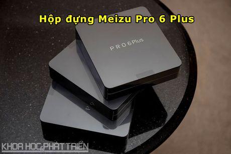 Chiem nguong ve dep cua Meizu Pro 6 Plus vua ra mat - Anh 20