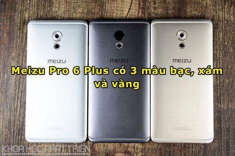 Chiem nguong ve dep cua Meizu Pro 6 Plus vua ra mat - Anh 26
