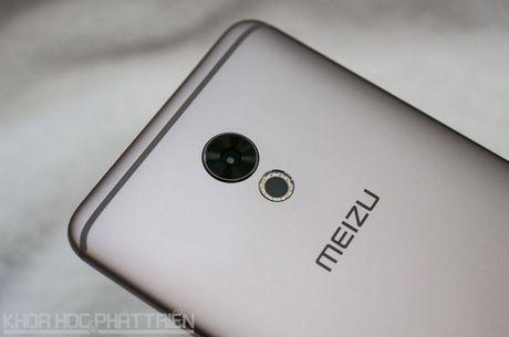 Chiem nguong ve dep cua Meizu Pro 6 Plus vua ra mat - Anh 29
