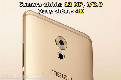 Chiem nguong ve dep cua Meizu Pro 6 Plus vua ra mat - Anh 6