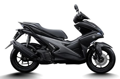 Yamaha cong bo gia ban xe tay ga 155cc moi o Viet Nam - Anh 1
