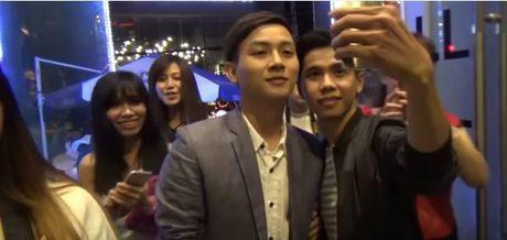 Hoai Lam quyet tam lay vo du bi de doa se mat fan - Anh 1