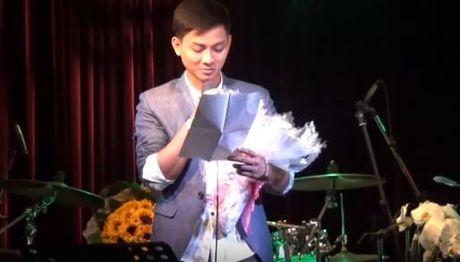Hoai Lam quyet tam lay vo du bi de doa se mat fan - Anh 2