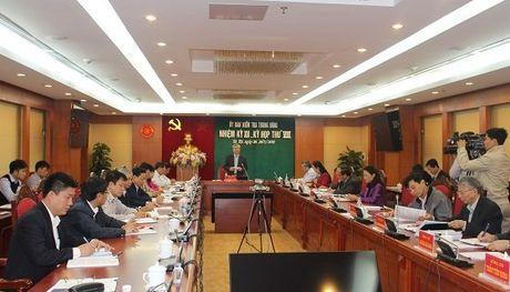 Vu Trinh Xuan Thanh: De nghi ky luat hang loat can bo cap cao - Anh 1