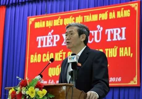 Thuong truc Ban bi thu: Xu ly nghiem nhung nguoi gay ra oan sai - Anh 1