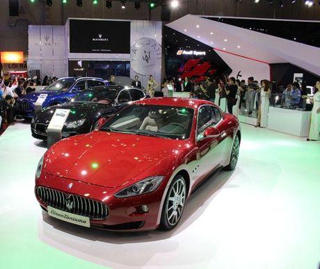 80 suat di Italia cho khach mua Maserati Ghibli - Anh 1