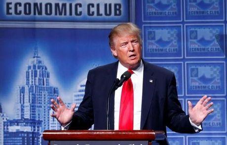 Ong Trump tuyen bo bo han viec kinh doanh de lam Tong thong - Anh 1