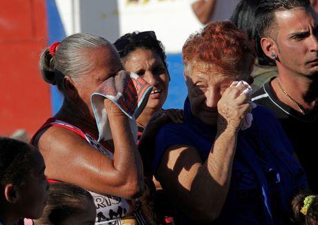 Tro cot cua lanh tu Fidel Castro bat dau hanh trinh vuot 800km tro ve 'cai noi' cach mang Cuba - Anh 11