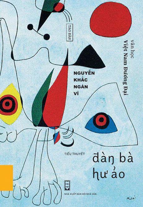 Nguyen Khac Ngan Vi sinh 1989 nhung da 'Dan ba hu ao' - Anh 1