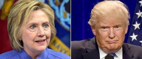 So phieu pho thong lai tiep tuc tang vot, phe ba Clinton dang tung ra nhung ke sach cuoi cung - Anh 1
