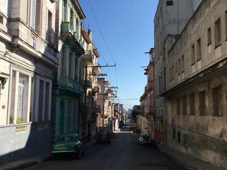 Duong pho o Cuba vang lang trong nhung ngay quoc tang Lanh tu Fidel - Anh 11