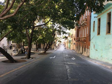 Duong pho o Cuba vang lang trong nhung ngay quoc tang Lanh tu Fidel - Anh 6