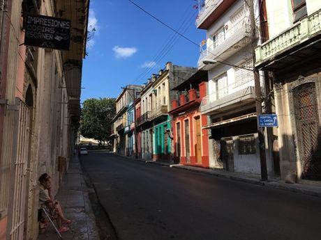 Duong pho o Cuba vang lang trong nhung ngay quoc tang Lanh tu Fidel - Anh 8