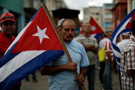 Hanh trinh dua di cot lanh tu Cuba Fidel Castro ve noi an nghi - Anh 5