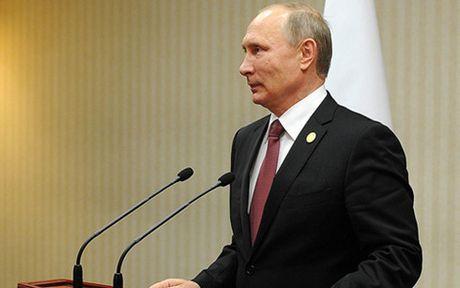 Tong thong Putin se doc Thong diep Lien bang vao hom nay - Anh 1