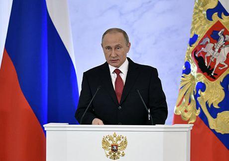 Thong diep Lien bang cua ong Putin de cap den nhieu van de toan cau - Anh 10