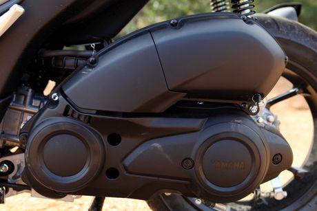 Can canh xe tay ga Yamaha moi co gia tu 45 trieu dong - Anh 10