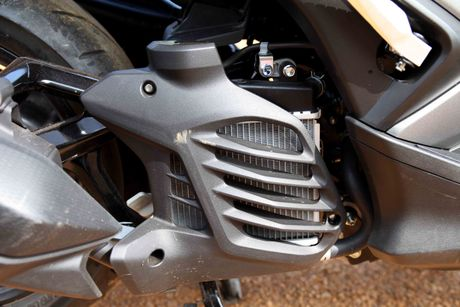 Can canh xe tay ga Yamaha moi co gia tu 45 trieu dong - Anh 11