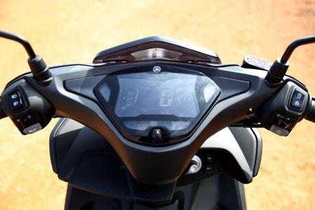 Can canh xe tay ga Yamaha moi co gia tu 45 trieu dong - Anh 6