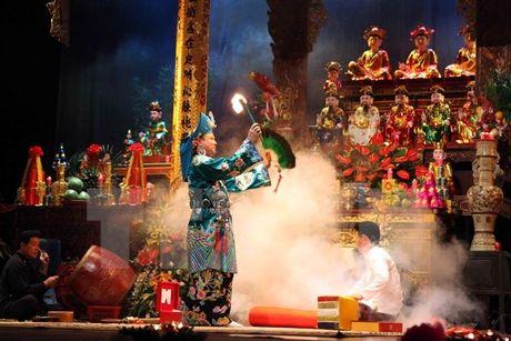 Cac tieu chi de UNESCO vinh danh Tin nguong tho Mau Tam phu - Anh 1