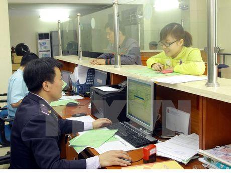 Tong chi ngan sach da chinh thuc vuot nguong 1 trieu ty dong - Anh 1