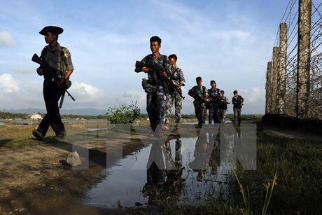 Myanmar lap uy ban dieu tra cac vu tan cong o bang Rakhine - Anh 1