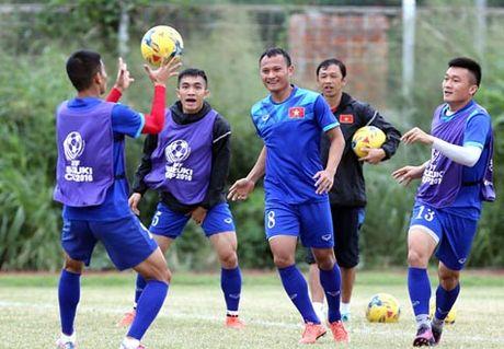 DT Viet Nam bat dau chinh phuc thu thach - Anh 1
