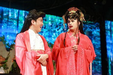 Truong Giang loi doi tu Tran Thanh len san khau de choc cuoi khan gia - Anh 11