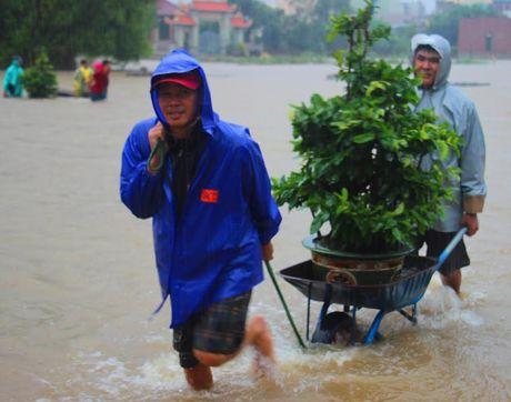 Binh Dinh len tieng viec chua day 30 ngay dan phai 'doi dau' 2 tran lu - Anh 2