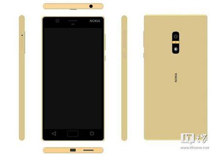 Nokia D1C co hai phien ban cau hinh khac nhau - Anh 1