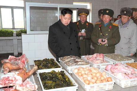 Ong Kim Jong-un muon xuat khau thit cho ra khap the gioi? - Anh 1