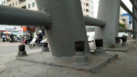 Anh can canh cac hang muc nha cho xe buyt nhanh Ha Noi - Anh 5