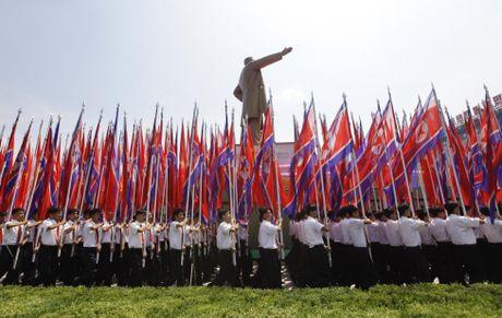 Dat nuoc Trieu Tien qua anh Reuters - Anh 11